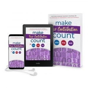 Make Your Contribution Count for • you • me • we | book and bundle options