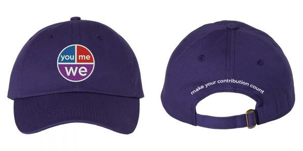 classic cap front and back